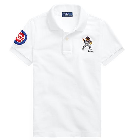 ラルフ ローレン メジャーリーグ ベースボール MLB ポロベア キッズ 子ども ポロシャツ