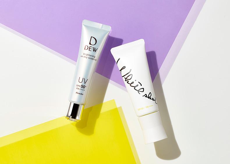 カネボウ化粧品 DEW|ブライトニングUVデイエッセンス