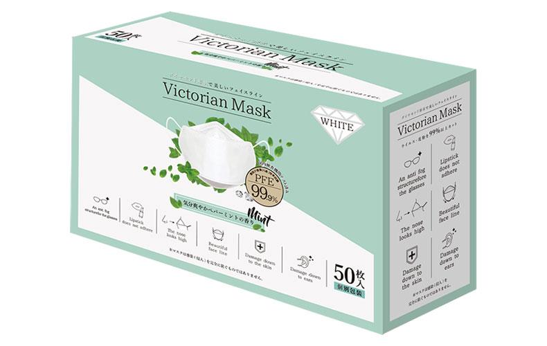 Victorian mask ミントの香り