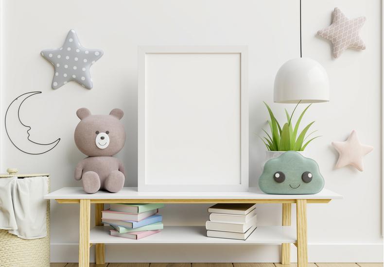 子ども部屋 収納 幼児 おもちゃ 絵本 アイディア ポイント 片付け