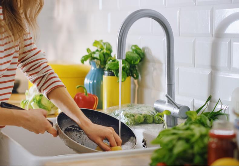 フライパン おすすめ 人気.お手入れ ケア 日常 洗い方