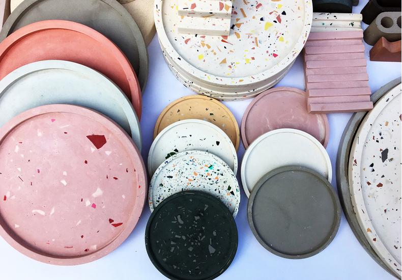 コースター おしゃれ 選び方 光沢   陶器