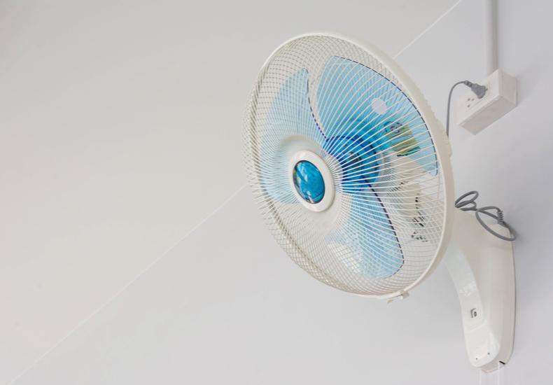 壁掛け扇風機 おすすめ.選び方 ポイント