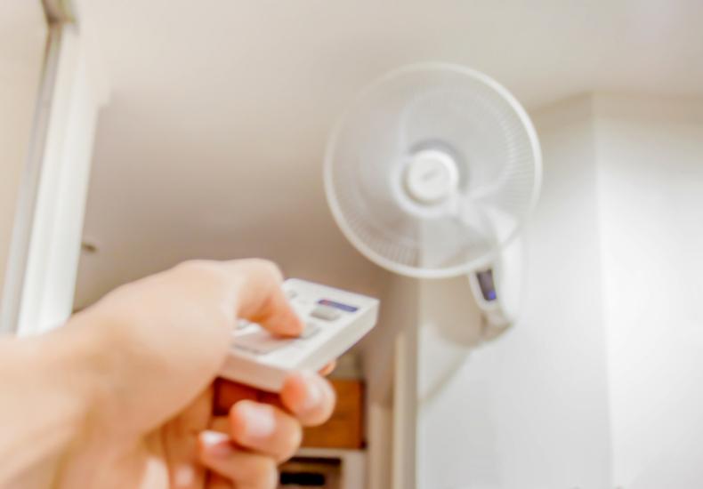 壁掛け扇風機 おすすめ 機能性