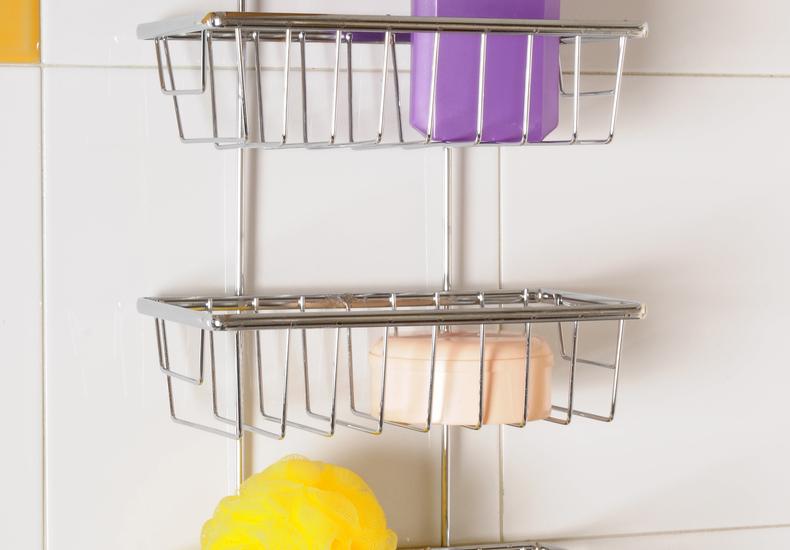 シャワーラック おすすめ 錆びにくい サビ ステンレス 素材