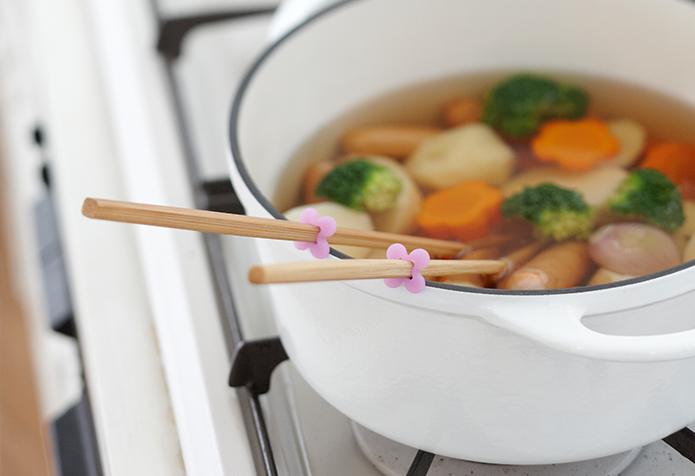 菜箸キーパー フラワー