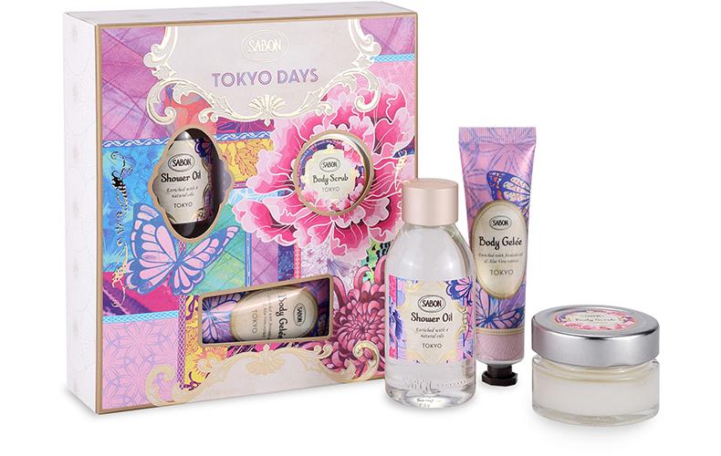 SABON サボン TOKYO Limited Collection トーキョーリミテッドコレクション 限定コレクション 限定キット