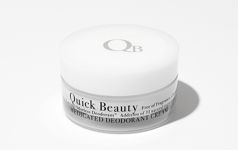 制汗剤 デオドラント クリーム QB QB薬用デオドラントクリーム
