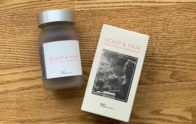 美髪を育てる!頭皮と髪のためのサプリ
