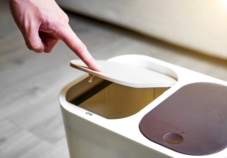 ゴミ箱 リビング 人気 おすすめ 蓋つき