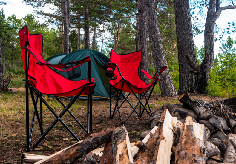 折り畳み椅子 軽量  キャンプ フェス