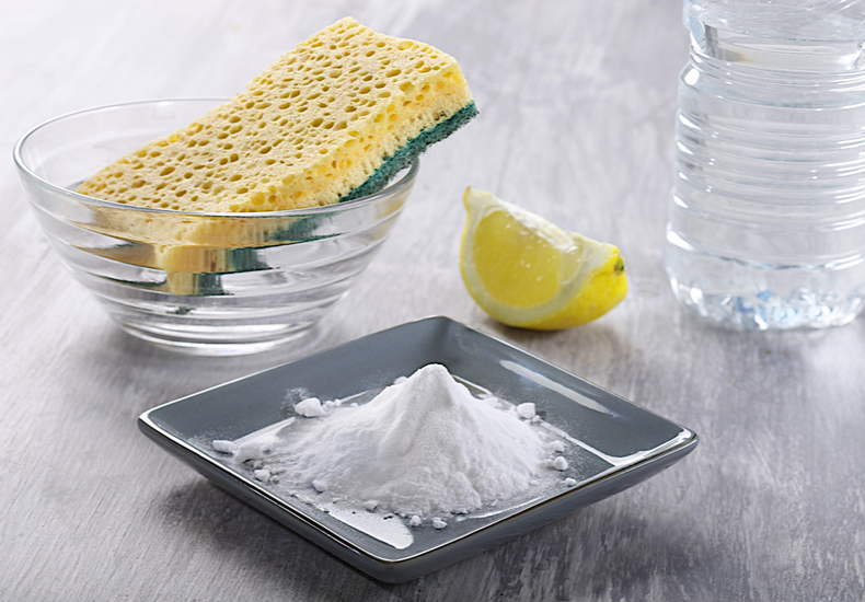 ナチュラルクリーニング 水垢 黄ばみ クエン酸