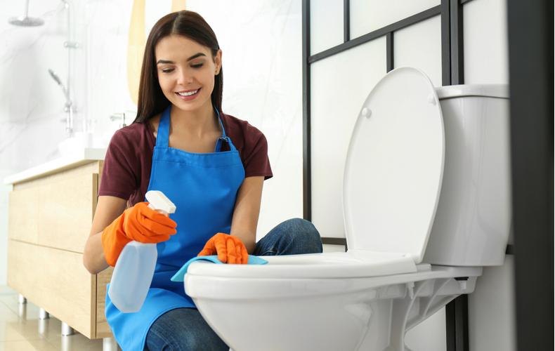 トイレ掃除 頻度