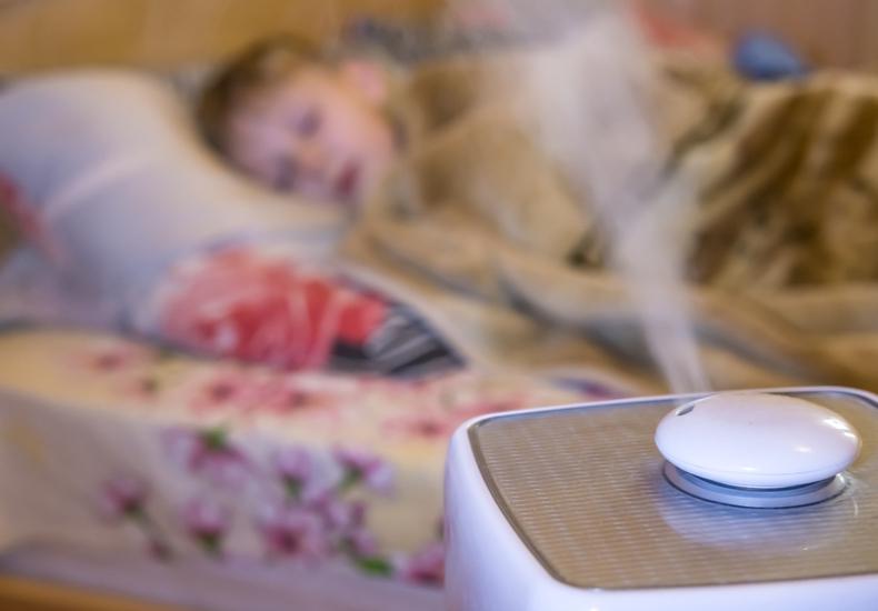 加湿器 寝室 おすすめ 快眠 おしゃれ リラックス