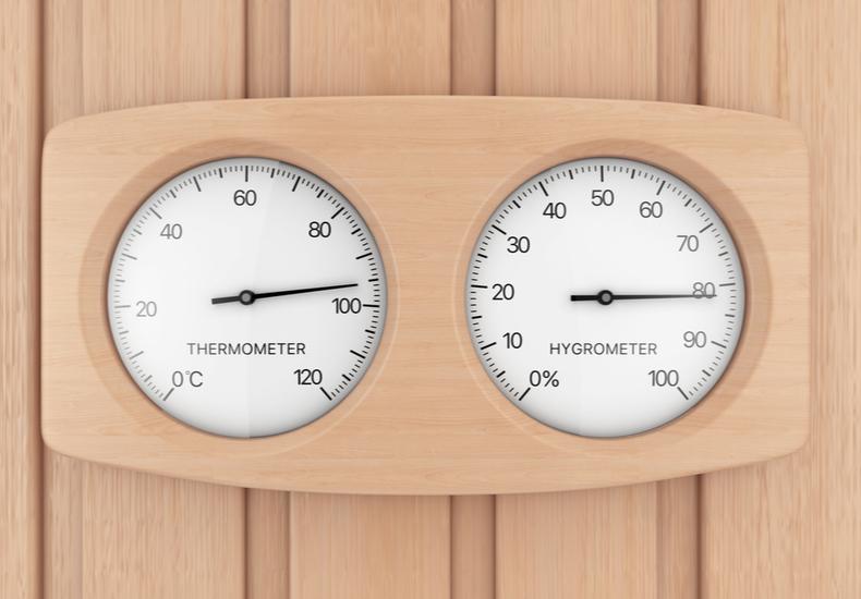 加湿 方法 湿度計
