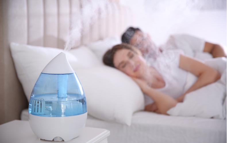 加湿器 寝室 メリット