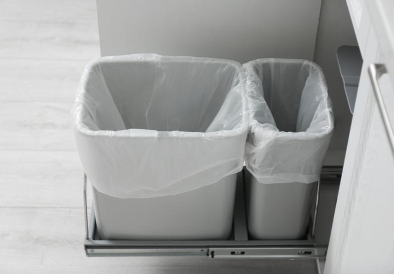 ゴミ箱 リビング 人気 おすすめ スリム デッドスペース