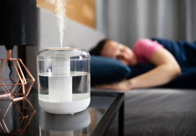 加湿器 寝室 おすすめ おしゃれ かわいい