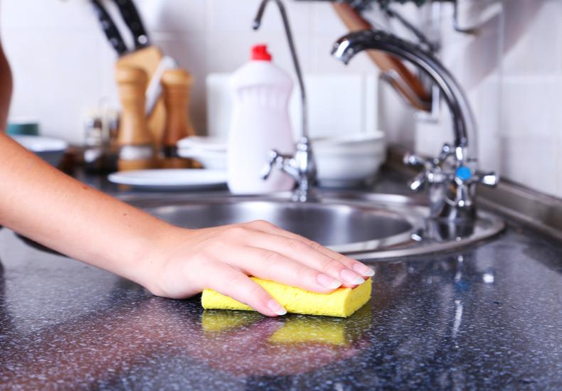 キッチン 掃除 頻度