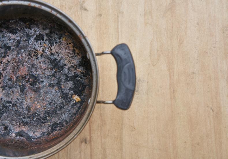 鍋 こげ 落とす 対処 注意点