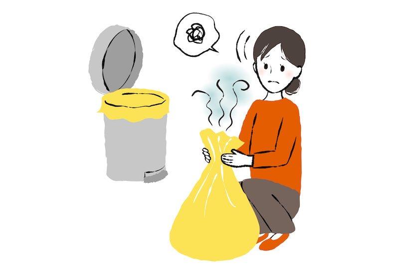 ゴミ箱 臭い 原因 対策 対処