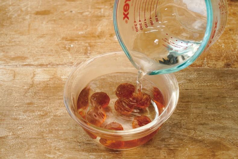 カンロ飴レシピ カンロ飴を料理に カンロ飴アレンジ 飴のアレンジレシピ アメのアレンジレシピ