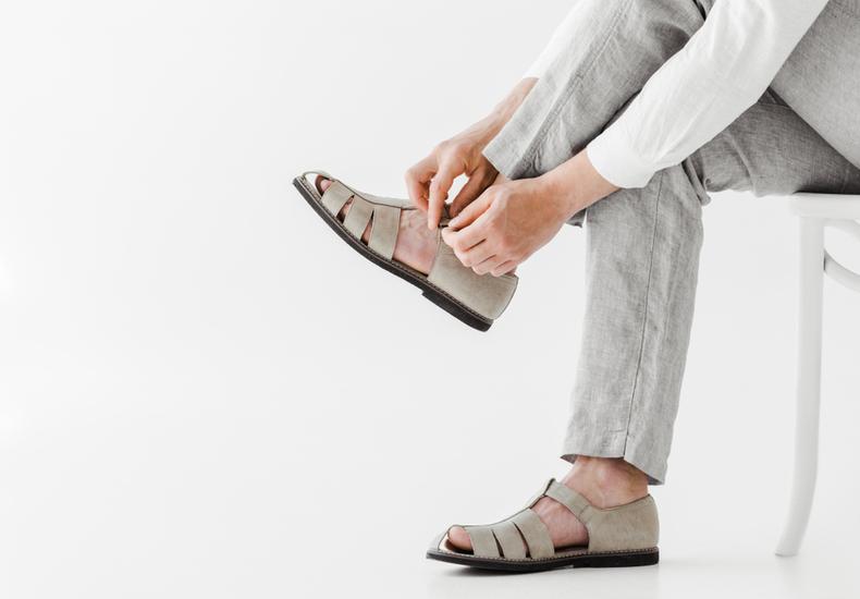 サンダル 靴擦れ 防止 対策 防ぐ 予防 グッズ