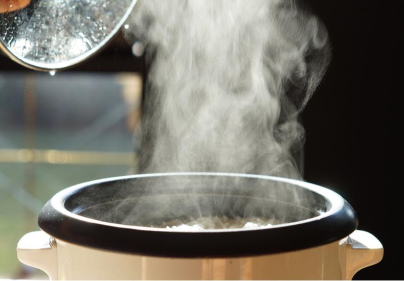 電子レンジ 炊飯 おすすめ 3合
