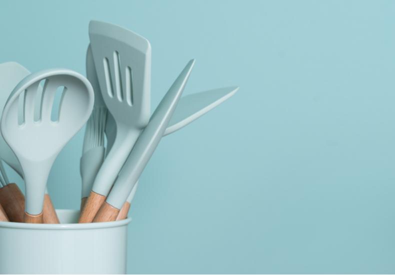 キッチンツールスタンド 人気 おすすめ 仕切りあり