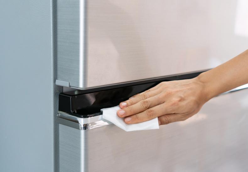 冷蔵庫 掃除 簡単 外側 方法 パッキン ドア