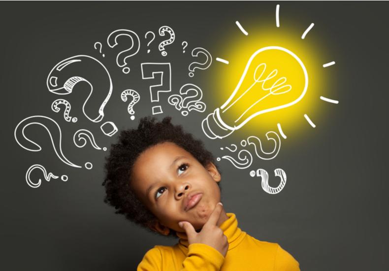 発想力 子ども 育てる 養う 方法 には ひらめき 必要