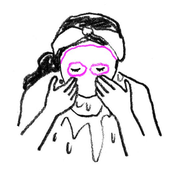 友利新 洗顔 やり方 泡洗顔 友利新チャンネル 美容系YouTuber