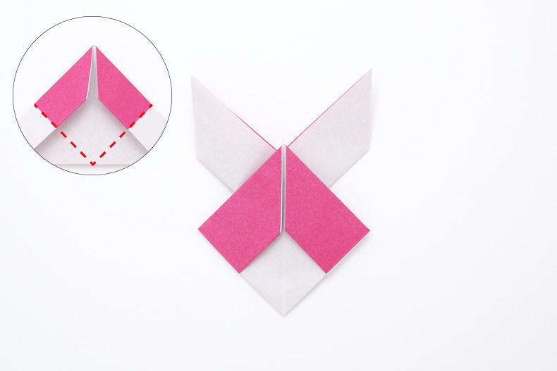 折り紙 指輪 折り方 宝石 リング 指輪