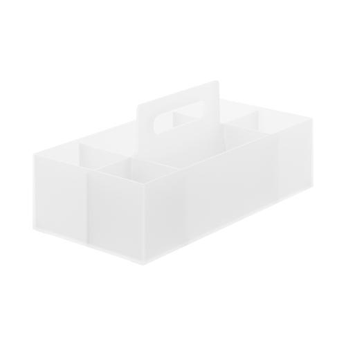 無印 収納 人気 優秀 おすすめ 理由 食品 文房具 小物 メイク ポリプロピレン収納キャリーボックス