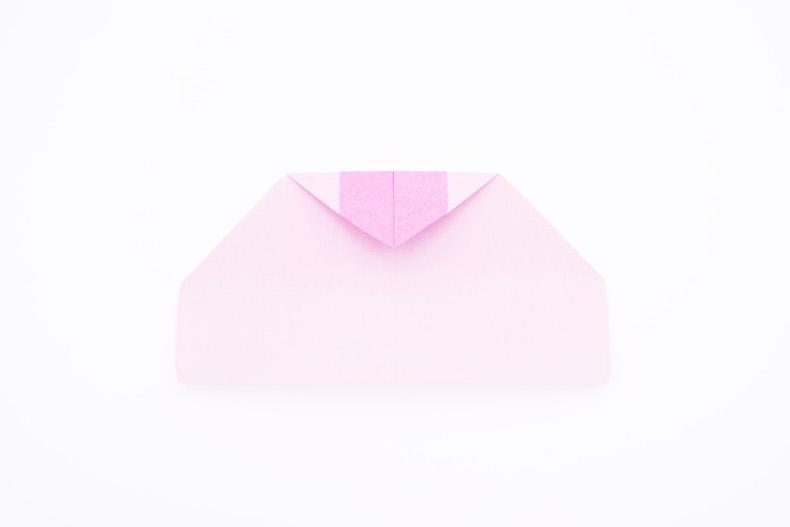 折り紙 指輪 折り方 リング ハート 指輪