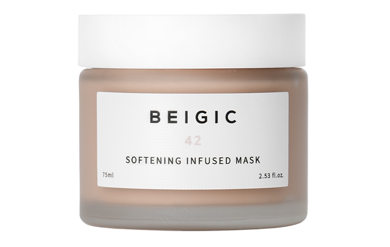 BEIGIC ベージック ソフトニングインフューズドマスク