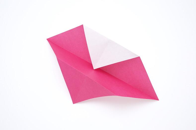 折り紙 指輪 折り方 ハート リング 指輪