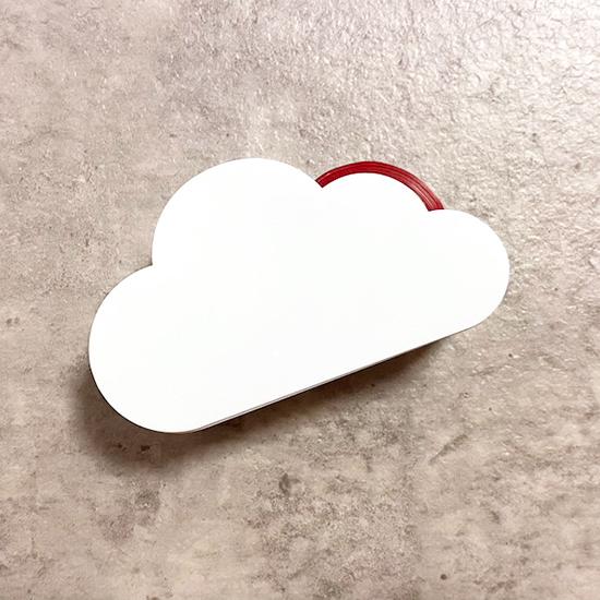 フライングタイガー テープディスペンサー 雲