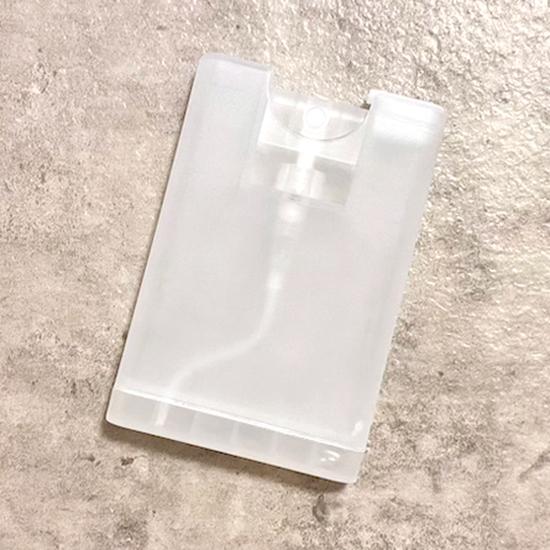 キャンドゥ カード型スプレーボトル