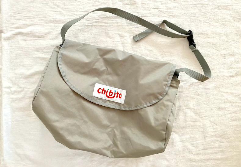 chibito レインカバー収納バッグ サイクルカバー