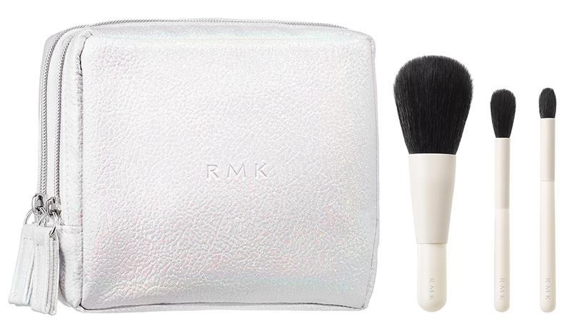 RMK クリスマスコフレ 2021 プリズマティックラスター ブラシキット