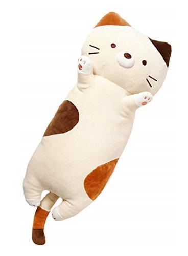 猫好き贈り物プレゼントStylish soda「エンジェル・ミケくん 抱き枕」