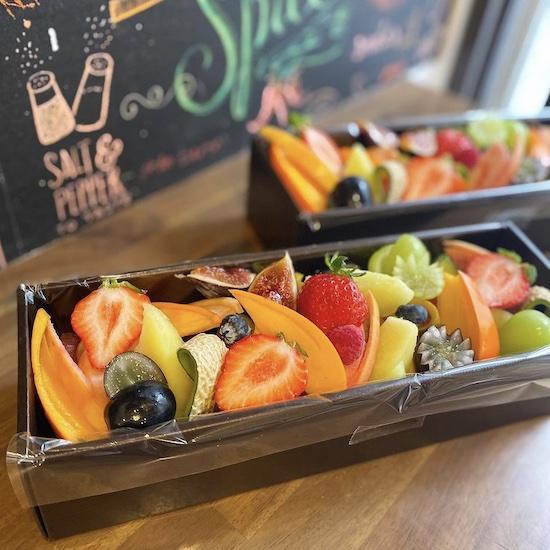 bergamotのフルーツボックス