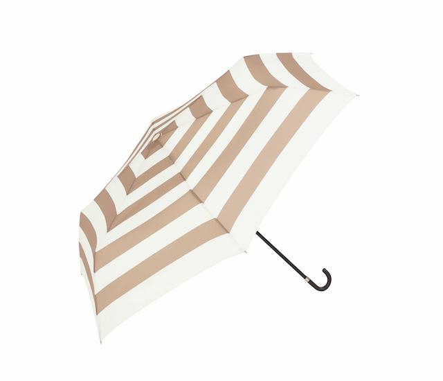 おすすめ晴雨兼用傘,because