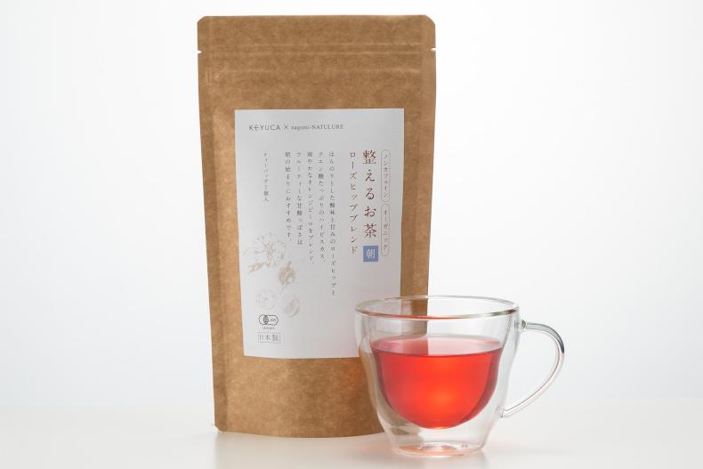 KEYUCA 整えるお茶 ケユカ KEYUCAのお茶 KEYUCAのギフト KEYUCAのプレゼント ローズヒップブレンド