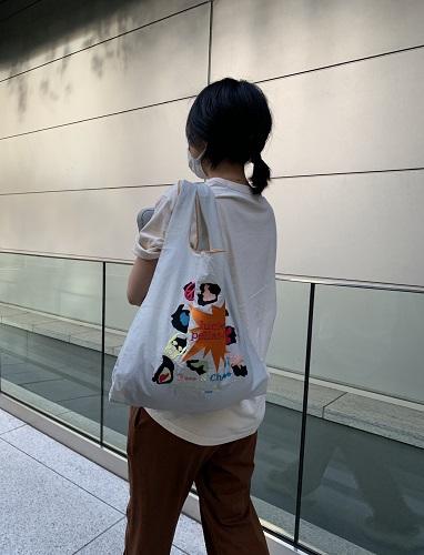 ルシアン ぺラフィネ×ボール&チェーンコラボレーションショッピングバッグ