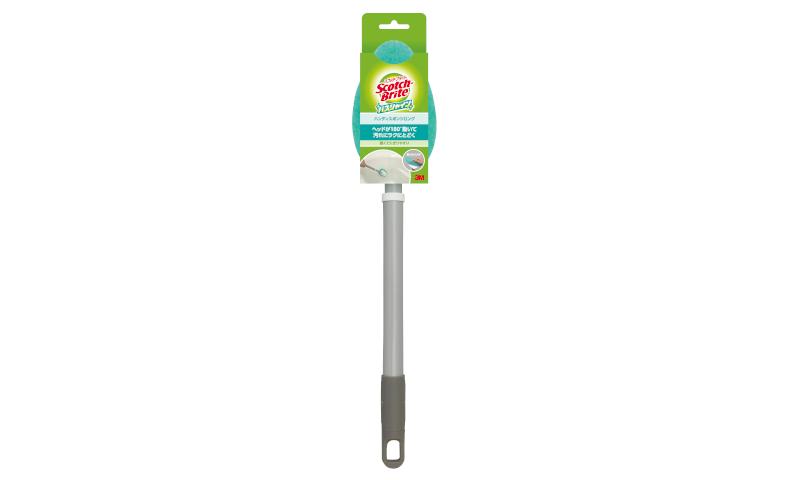 夏の掃除 夏の大掃除 風呂掃除 キッチン掃除 掃除道具 掃除用品 おすすめ掃除グッズ お風呂ブラシ バスブラシ バス用品 スコッチブライト