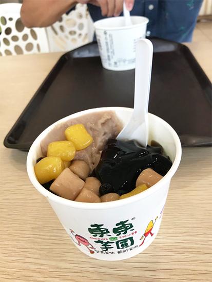 台湾 熱中症対策 仙草ゼリー