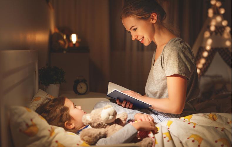 寝かしつけ 絵本