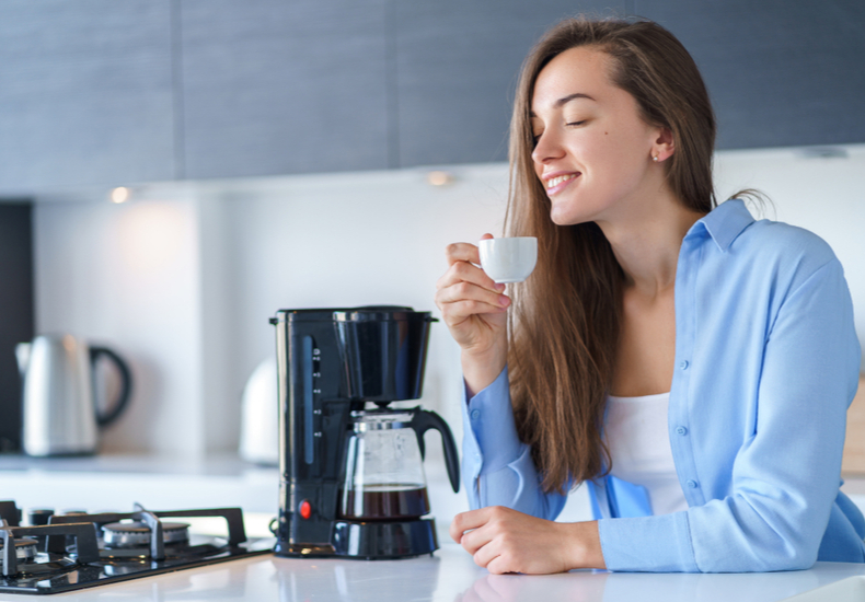 ミル付き コーヒーメーカー おすすめ                5杯以上 セミオート